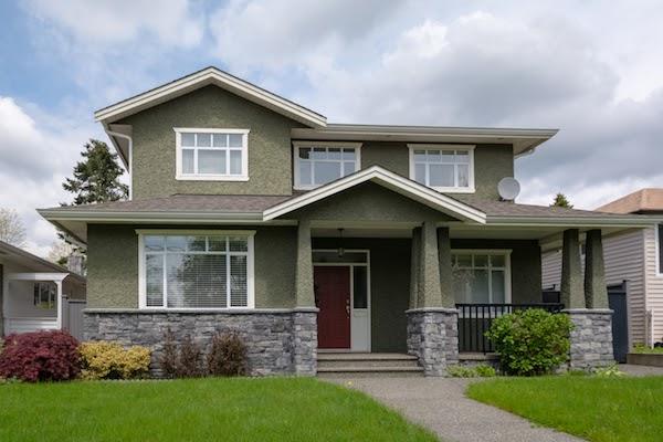 green house exterior