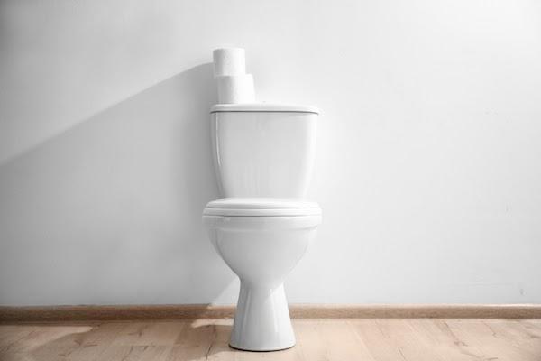 toilet clean bathroom