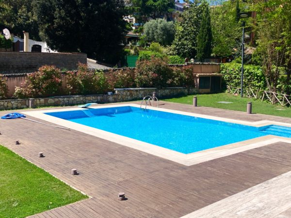 pool patio deck