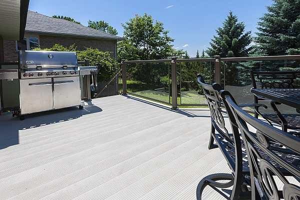 aluminum best deck material canada
