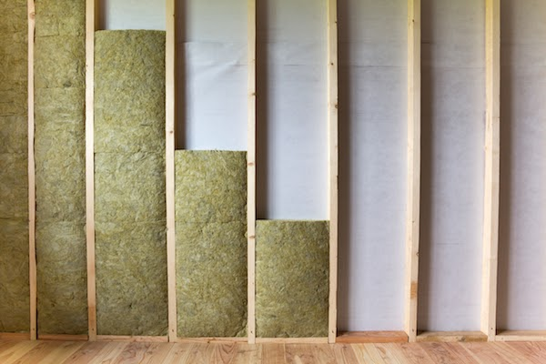 insulation panels in home