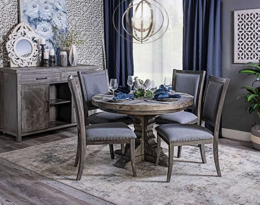Five Best Dining Room Furnishing Ideas - Home Zone Furniture