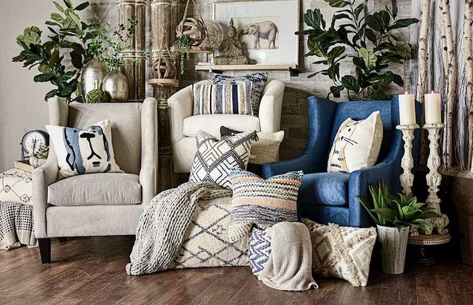 Home Accessories How To Decorate All Your Rooms Home Zone
