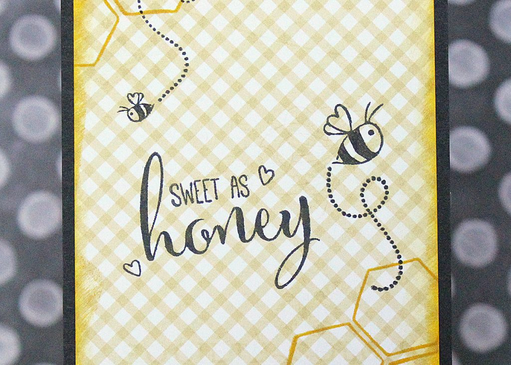 Sweet As Honey PL Card