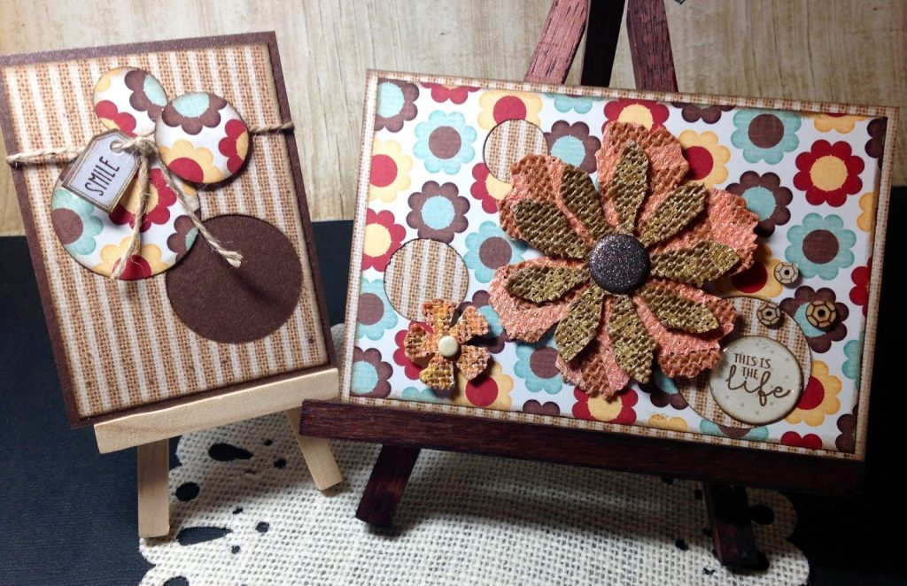 Fall Project Life Cards
