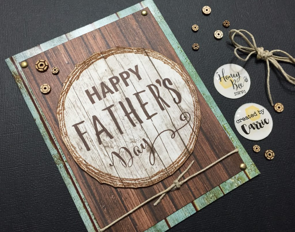 Happy Father's Day card share