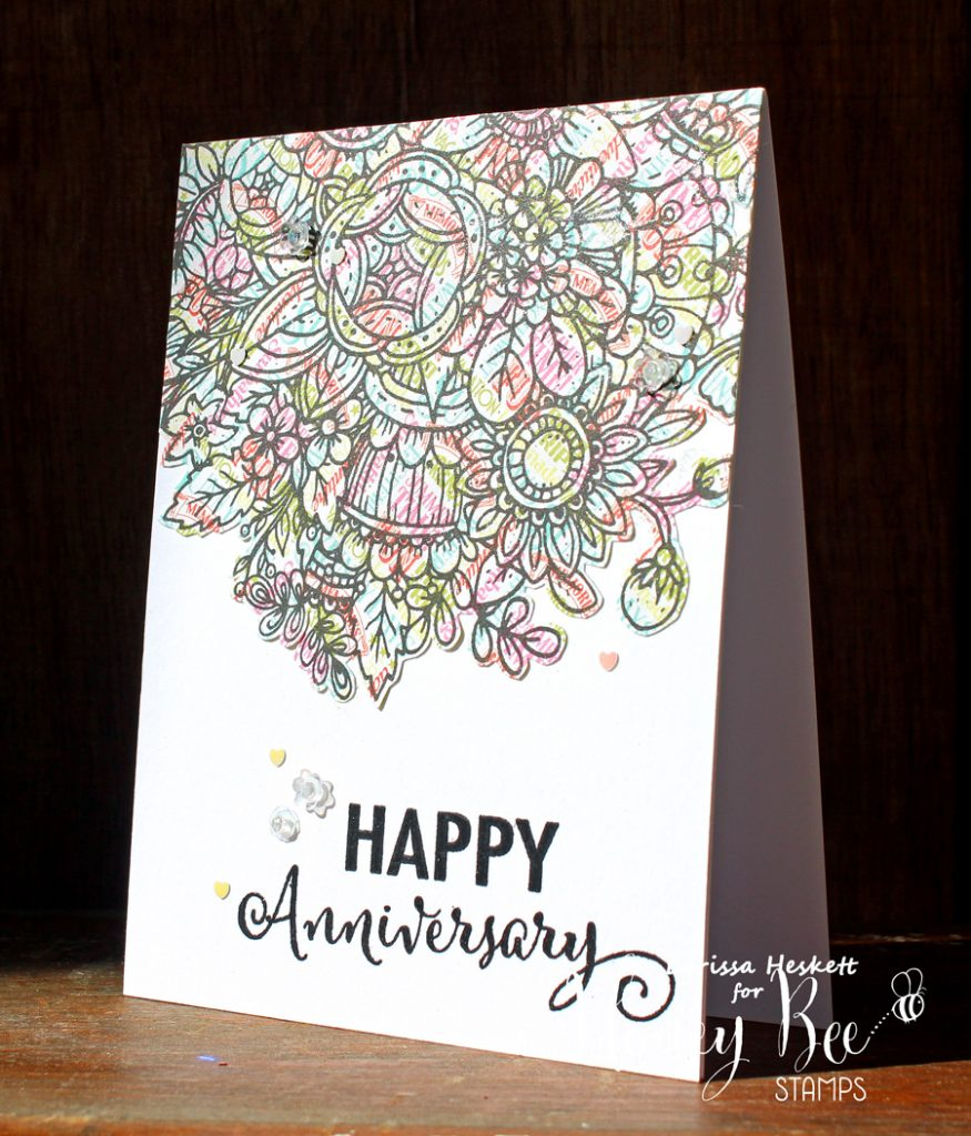 Happy Anniversary Zen Bouquet!!  =)