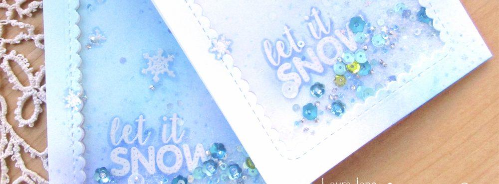 Snowy Shaker
