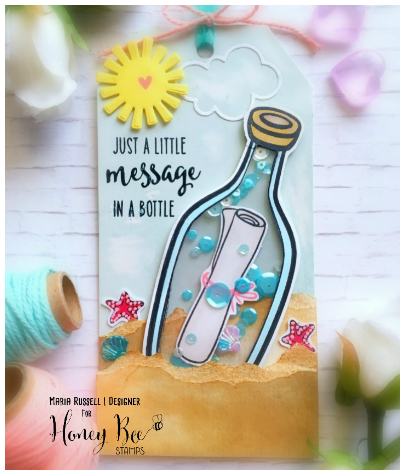 New Release: Day 2 Message in a Bottle