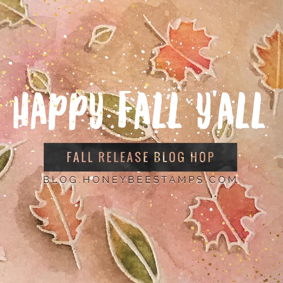 Happy Fall Y'all Blog Hop