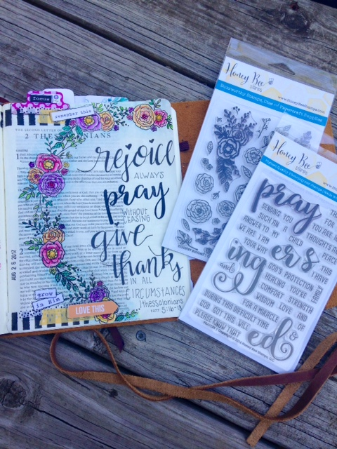 Bible Journaling Guest: Jennifer Powell