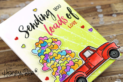 Loads of Love Distress Oxide Watercolor with Amy Rysavy