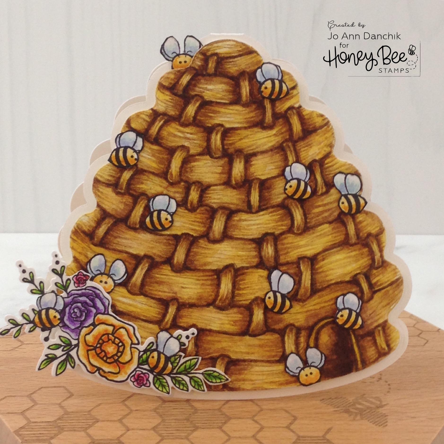 Creative Sundays With Jo Ann: Bee Strong!