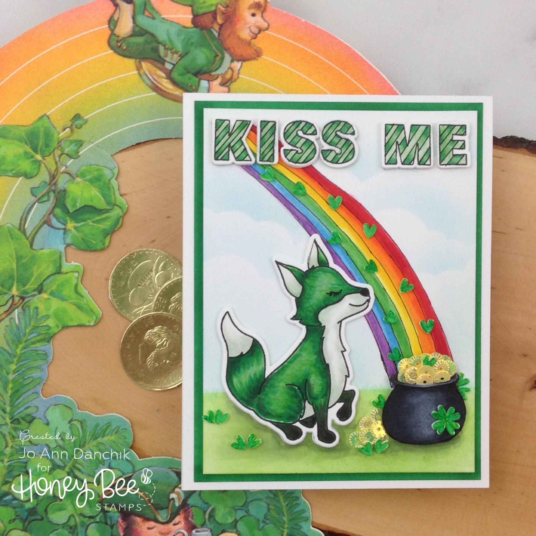 Creative Sundays With Jo Ann: Kiss Me…I'm Irish