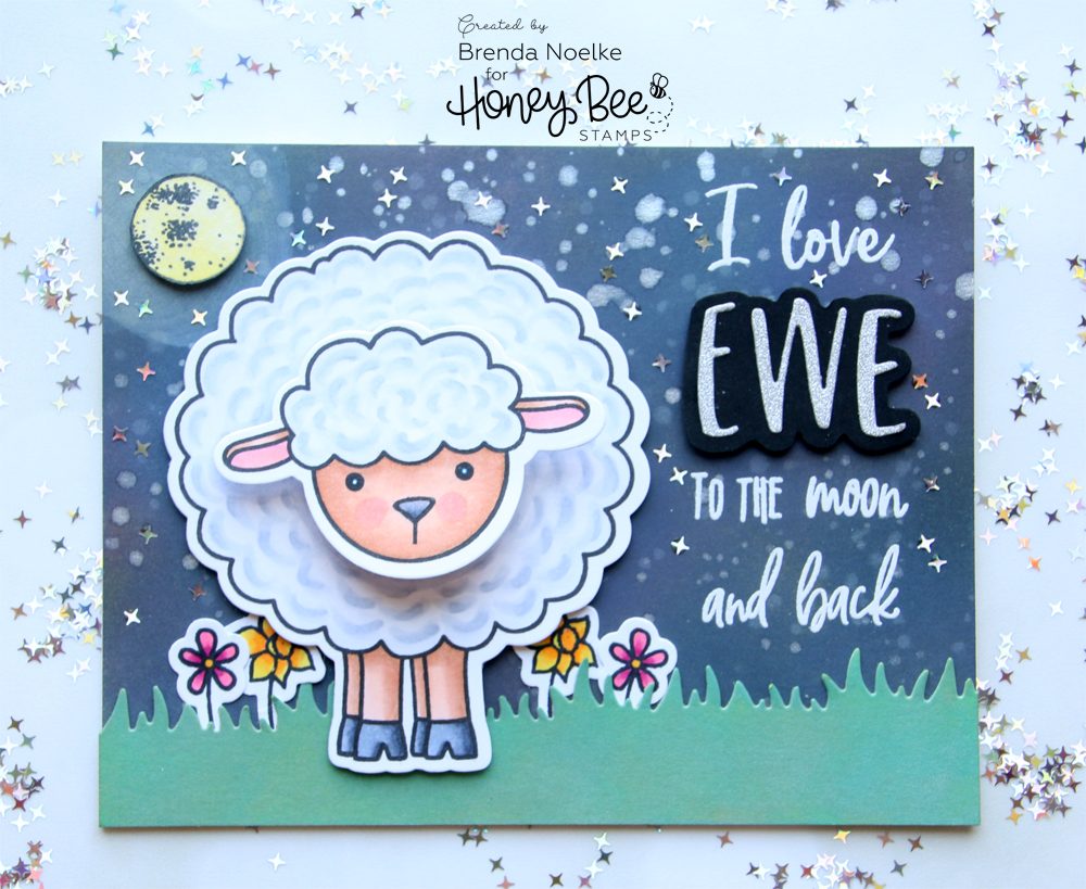 I Love EWE to the Moon and Back