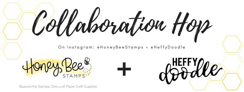Heffy Doodle Collaboration Instagram Hop!