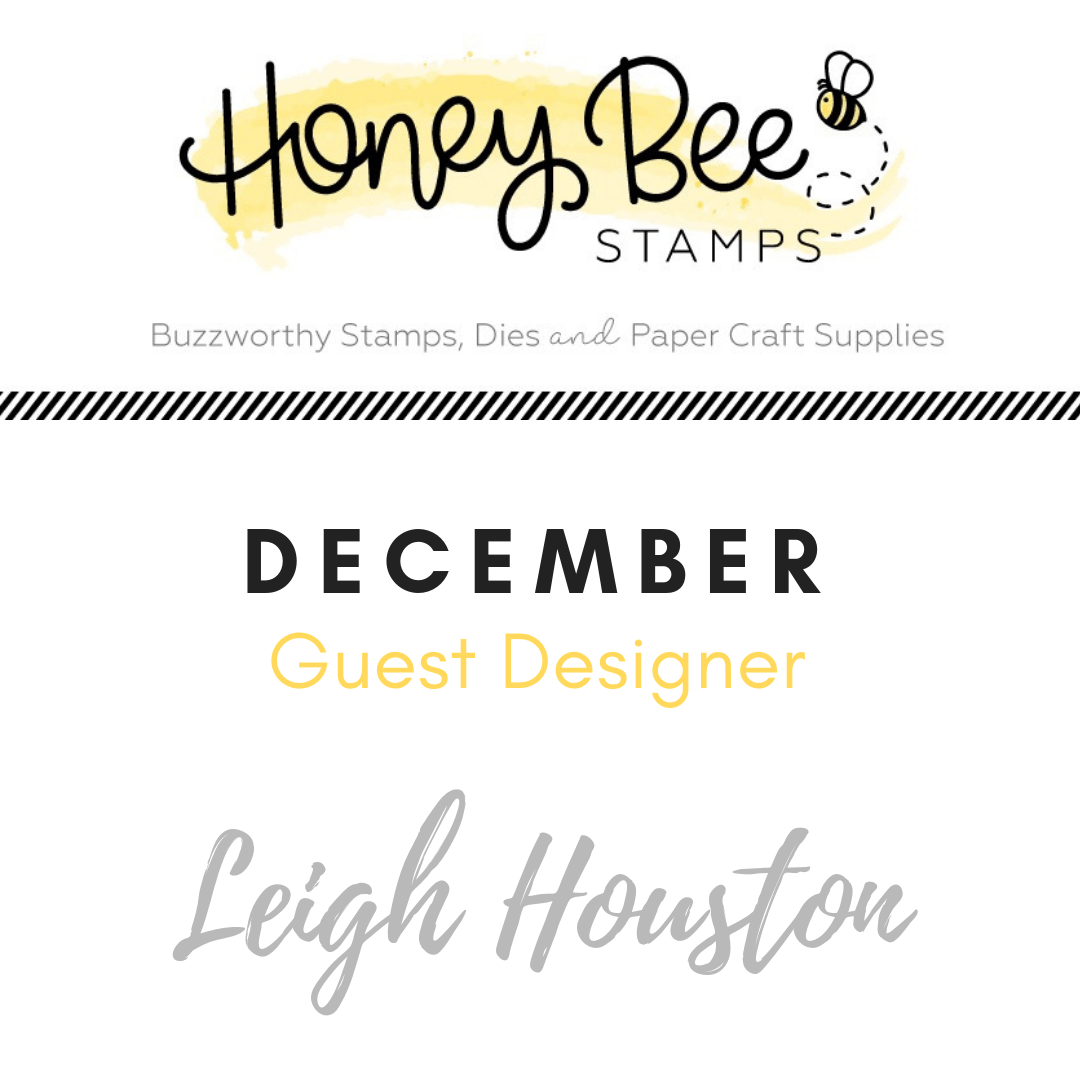 December Guest Designer: Leigh Houston