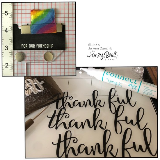 Creative Sundays With Jo Ann: Thankful For Our Friendship