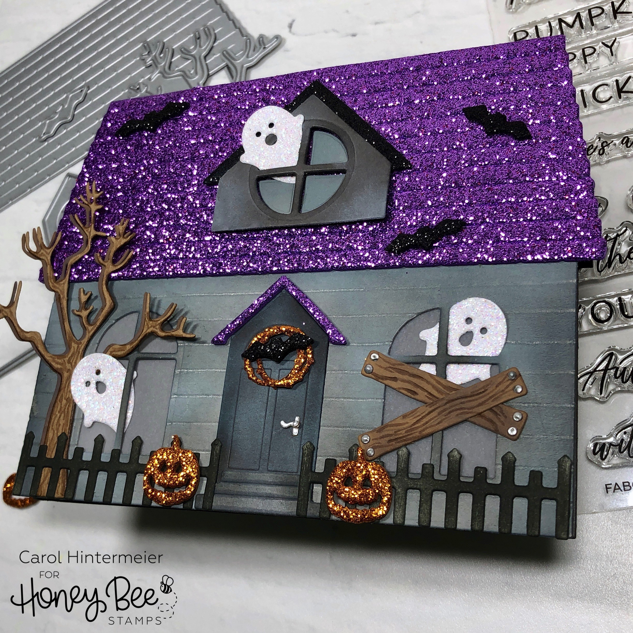 House Builder Honey Cuts & Halloween House Add On
