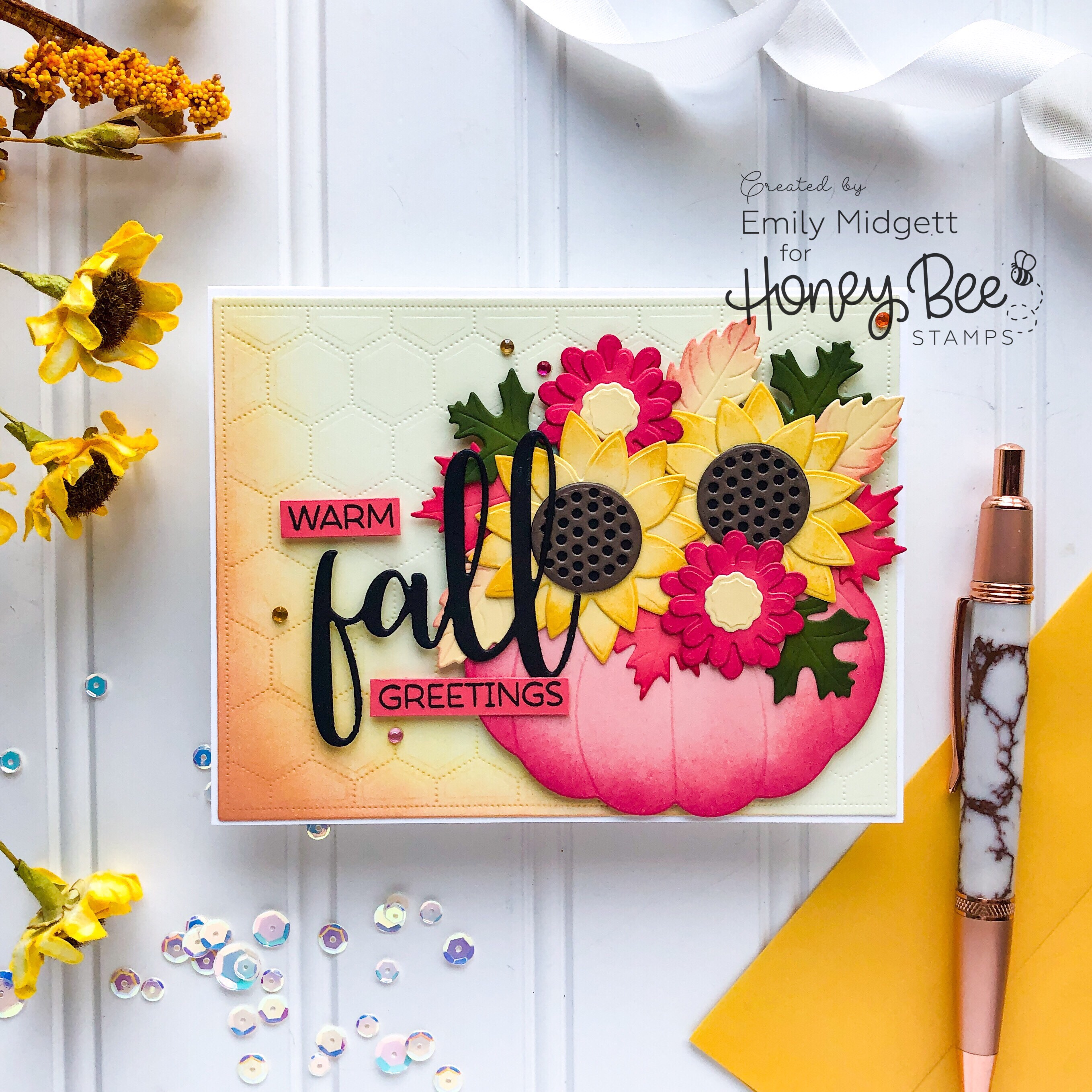 Autumn Blessings Inspiration!