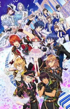 Uta no Prince-sama 4th Season Key Visual 2