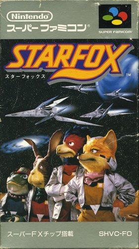 star-fox-game