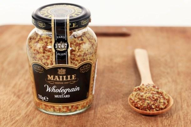 蜂蜜芥末-法國第戎芥末子醬