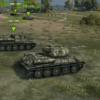 【T-34-85】漁師の港/戦場の流れを左右する中戦車【WoT】