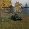 【WZ-131】レッドシャイア/敵重戦車の背後を取れ【WoT】