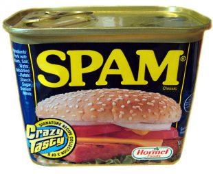 social media etiquette - spam