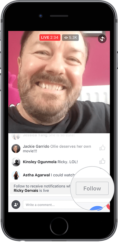 Facebook Live Video: The Complete Guide to Live-Streaming for Business   Hootsuite Blog