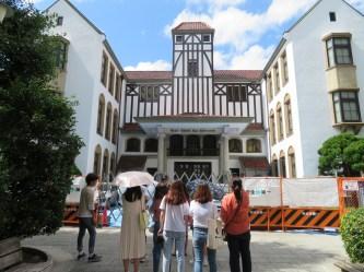 早稲田大学キャンパスツアー