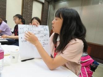 ワークショップ-「私と日本語」