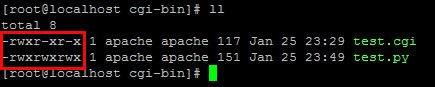 Permisos carpetas-ficheros Linux, pagina web