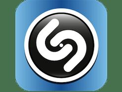 Shazam para dispositivo movil