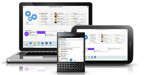blackberry para dispositivos
