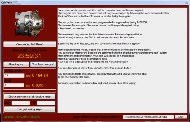 ejemplo cryptolocker