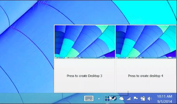 icono escritorios virtuales en windows