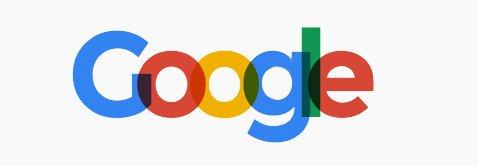 logo de google con css modo de fusion de capas