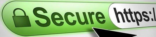 sitio seguro certificado ssl
