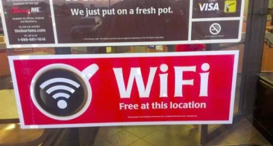 wifi publico