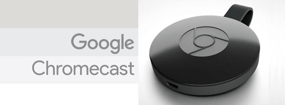 Chromecast Compartiendo contenidos