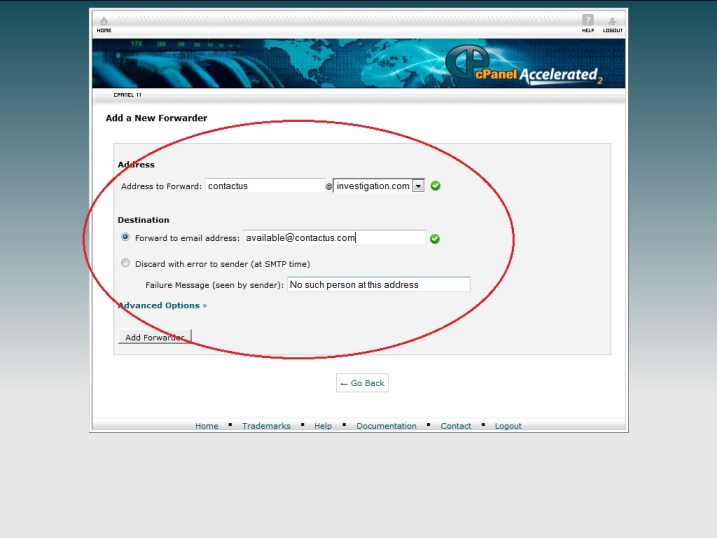 , How to add the email forwarders?, Hostripples Web Hosting