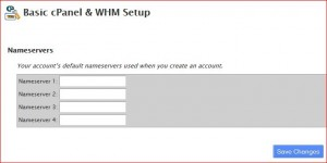, How to Set Default Name Servers in Reseller WHM ?, Hostripples Web Hosting