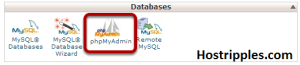 , How to Manually Reset Your WordPress Admin Password ?, Hostripples Web Hosting
