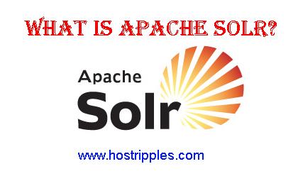 Apache Solr, Apache Solr, Hostripples Web Hosting