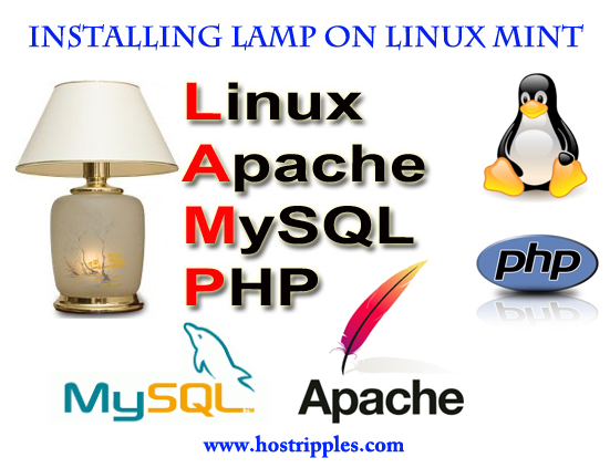 Installing LAMP On Linux Mint, Hostripples Web Hosting