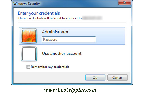 VPS, How to RDP connect to windows server / VPS ?, Hostripples Web Hosting
