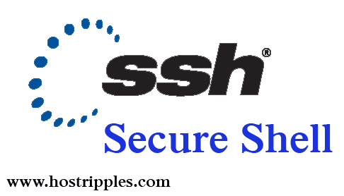 SSH, SSH – Secure Shell – What is it ?, Hostripples Web Hosting