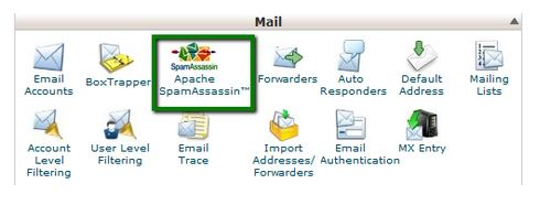 Enable Apache, How to Enable Apache SpamAssassin in Cpanel, Hostripples Web Hosting